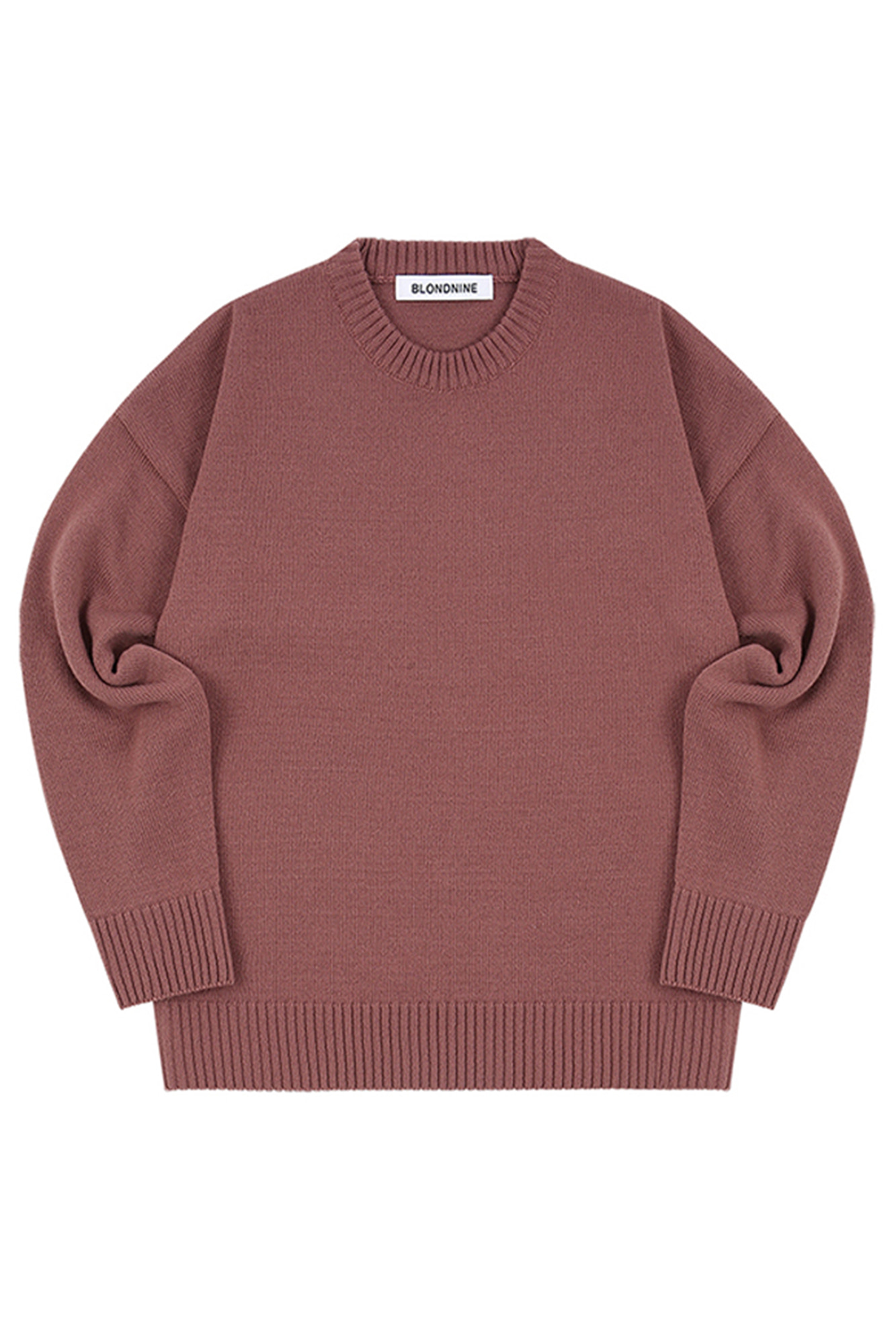 ROUND KNIT SWEATER